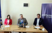 Platforma za progres predstavila kandidate za općine Stari Grad i Novo Sarajevo