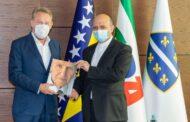 Izetbegović-Heidari: Jačati ekonomsku suradnju BiH i Irana