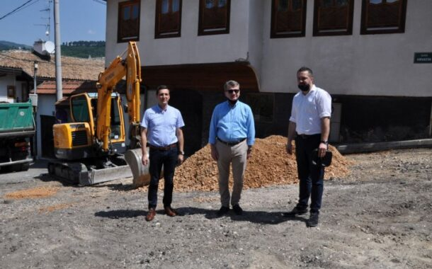 Općina Stari Grad i Direkcija za ceste završavaju projekt od 1,4 miliona KM