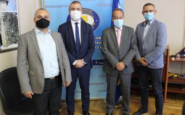Podžić primio delegaciju Fakulteta političkih nauka iz Sarajeva