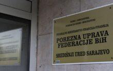 Porezna uprava FBiH izvršila 266 kontrola i otkrila 72 neprijavljena radnika