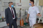 Gradonačelnik Milić posjetio pivovaru 'Laufer', poslovni poduhvat mladih ljudi