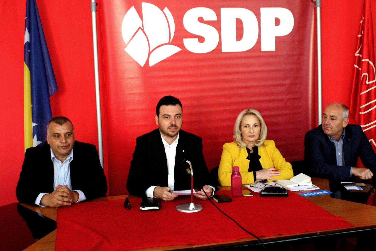 SDP BiH-Oporavak nakon krize uzrokovane virusom korona neće biti ni lak ni brz