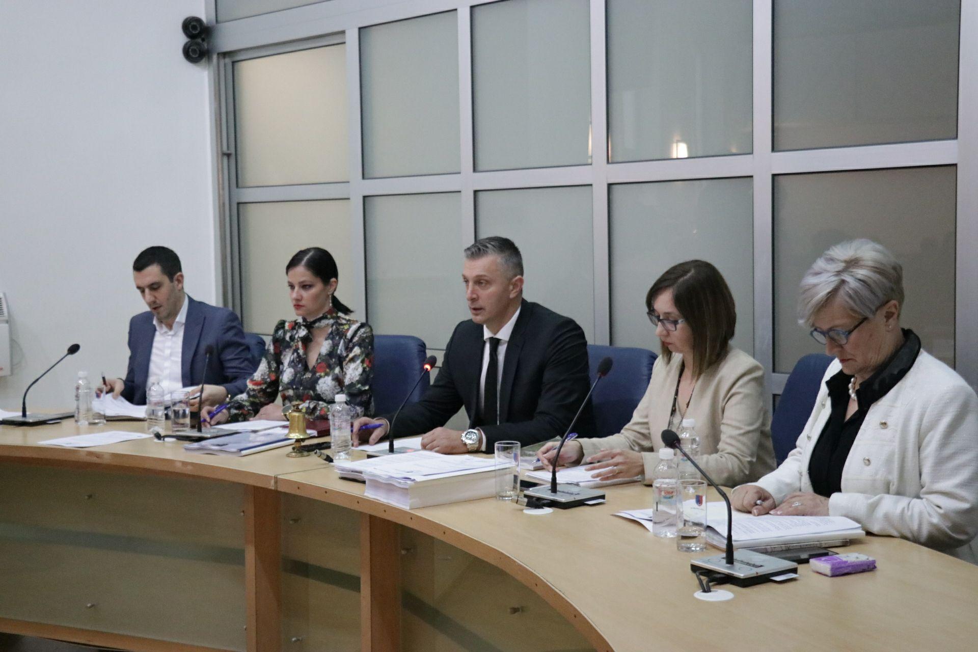 Skupština KS 28. oktobra o datumu sjednice za prijedlog glasanja o smjeni Vlade