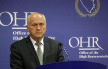Inzko: Evropske sudije su blagoslov za ovu zemlju