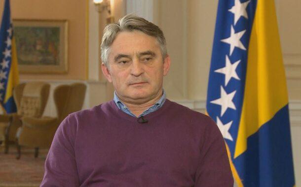 Komšić: RS nema nikakve granice niti Graničnu policiju, postoje samo granice BiH