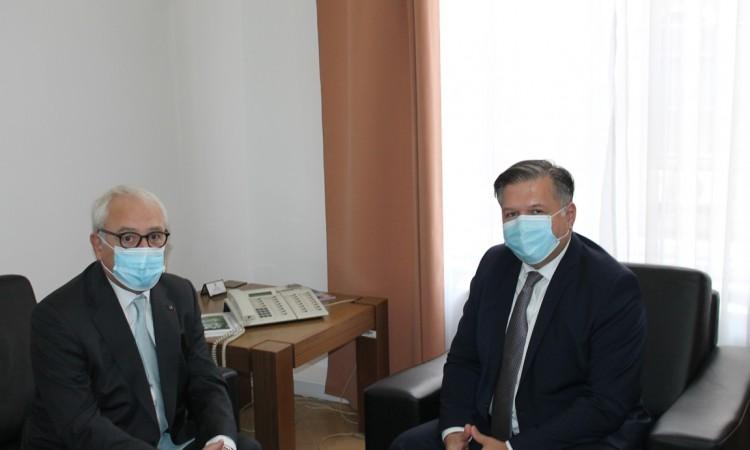 Brkić - Flogaitis: Među 14 prioriteta EU i Reforma pravnog sistema BiH