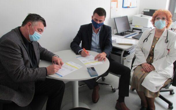 'Bosnalijek' donirao lijekove za potrebe državnog zatvora