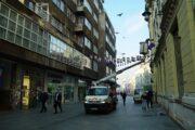Ukrašavanje Sarajeva povodom 25. novembra - Dana državnosti BiH