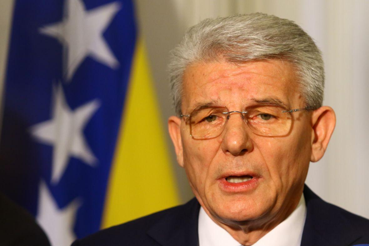 Džaferović pozdravio sporazum za uspostavu mira u regiji Nagorno Karabah