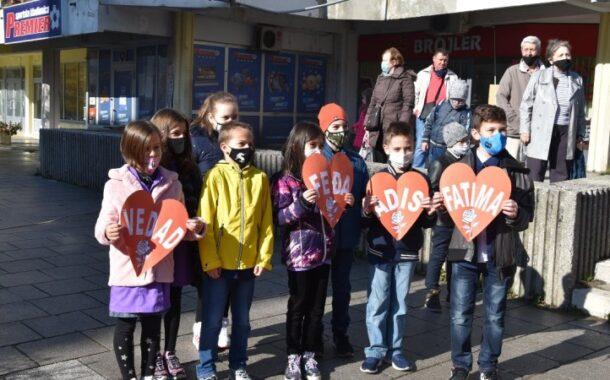 Sjećanje na ubijenu učiteljicu Fatimu Gunić i njene učenike