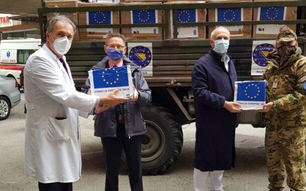 Općoj bolnici uručena donacija zaštitne opreme vrijedne 168.000 KM